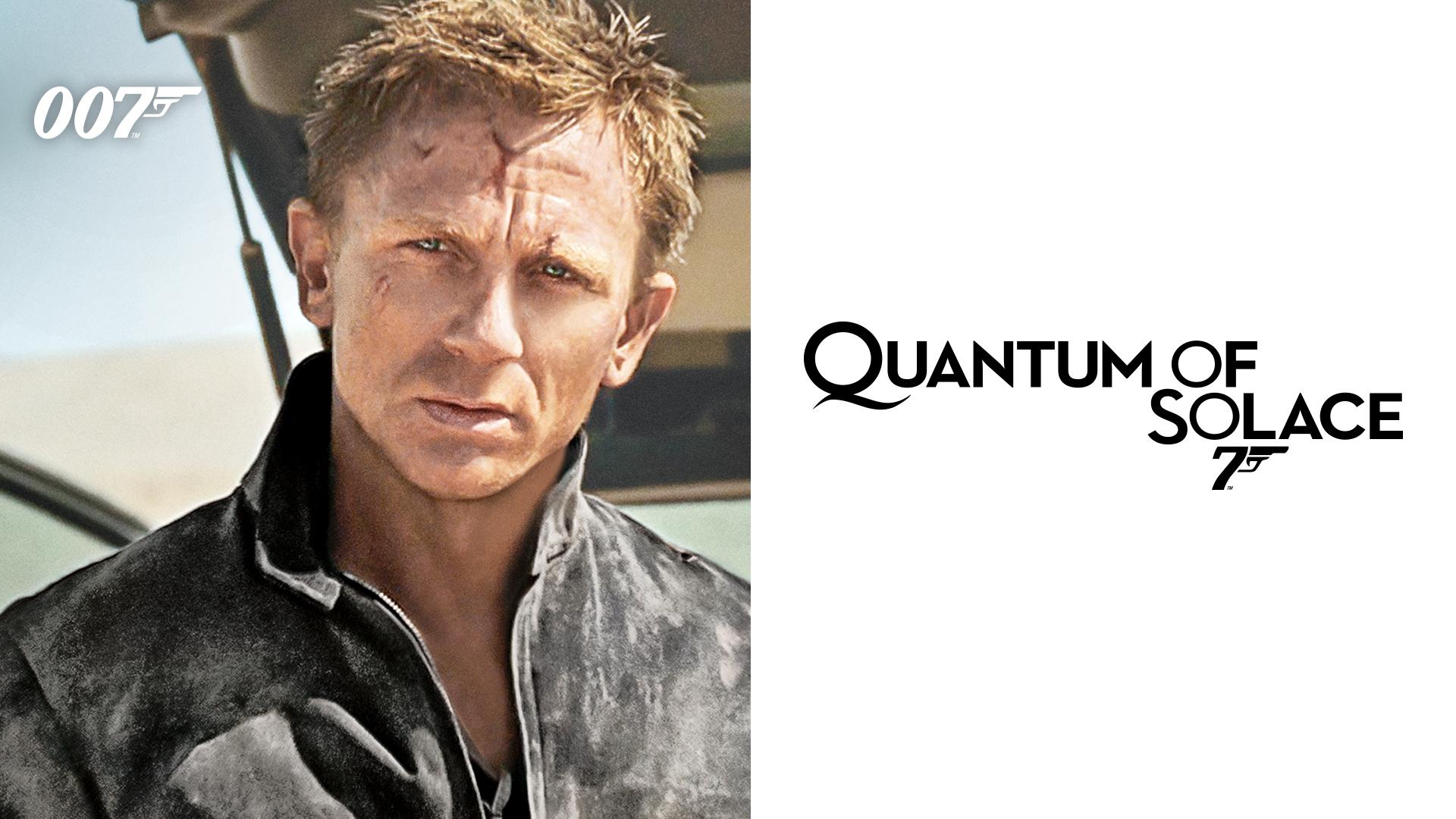 Quantum Of Solace (4K UHD)