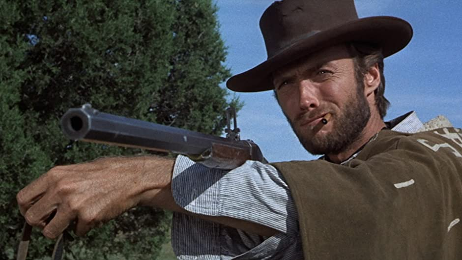 Image result for clint eastwood good bad ugly