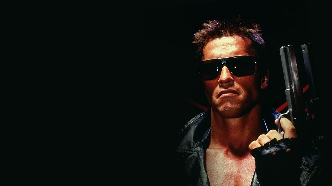 Amazoncom The Terminator Arnold Schwarzenegger Michael