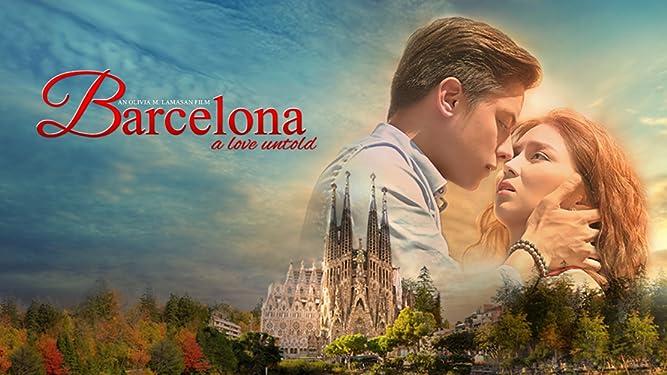 Amazon.com: Barcelona: A Love Untold: Daniel Padilla ...
