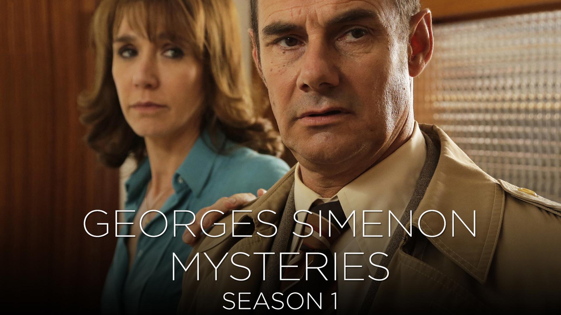 Georges Simenon Mysteries