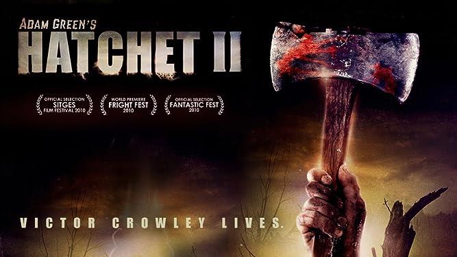 Hatchet II: Rated R Version