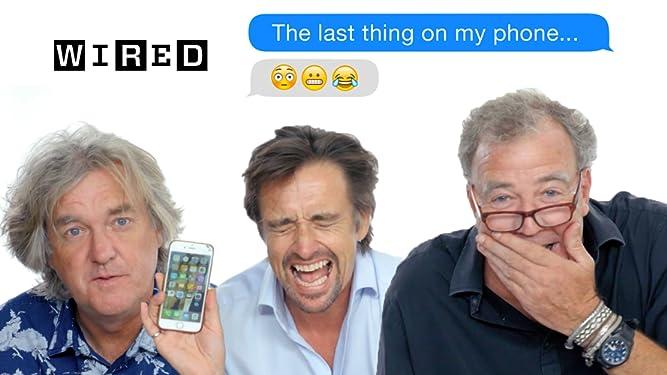 Last Thing On My Phone