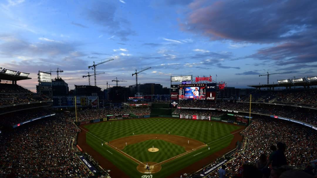 Watch Atlanta Braves At Washington Nationals Prime Video