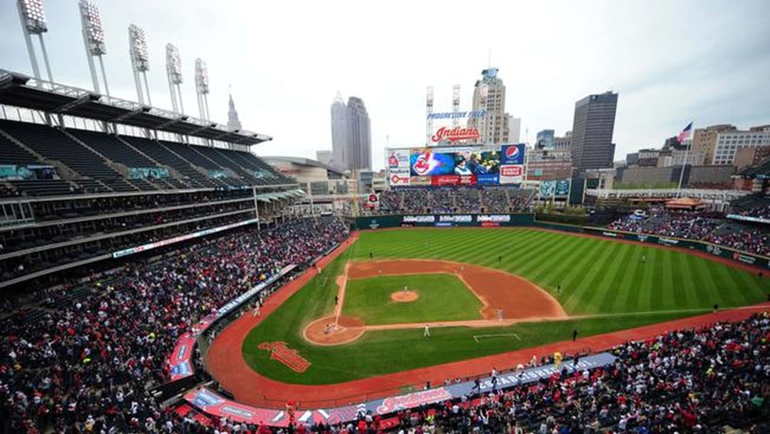 Amazon com: Boston Red Sox at Cleveland Indians