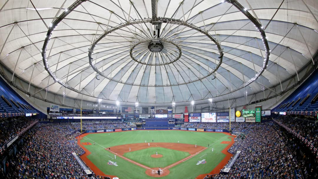 Watch Cleveland Indians at Tampa Bay Rays   Prime Video