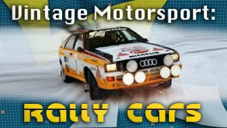 Vintage Motorsport: Rally Cars