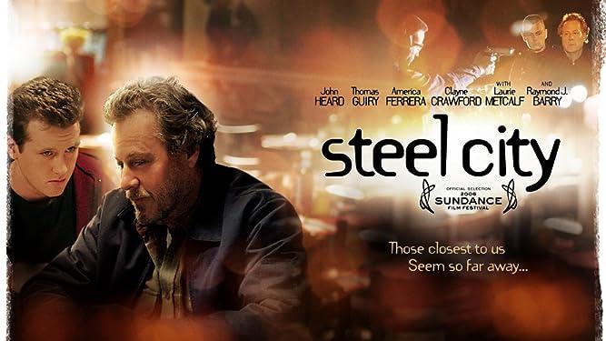 Steel City (Spanish Audio)