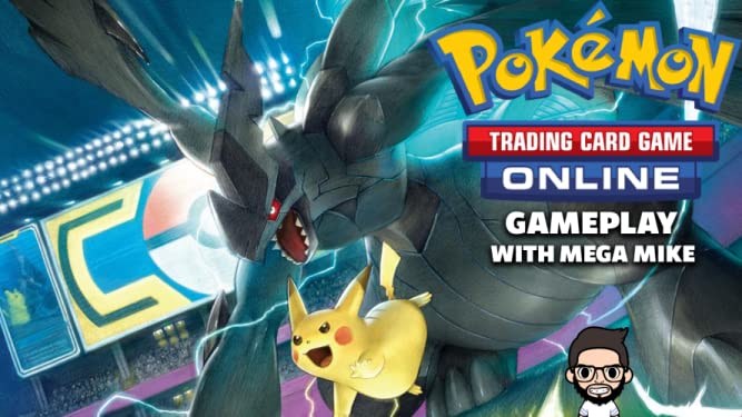 Mega Roblox Pokemon Cards Watch Pokemon Trading Card Game Online Gameplay With Mega Mike Prime Video