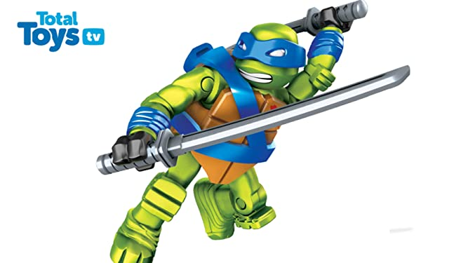 Watch Review: Teenage Mutant Ninja Turtles Mega Bloks ...
