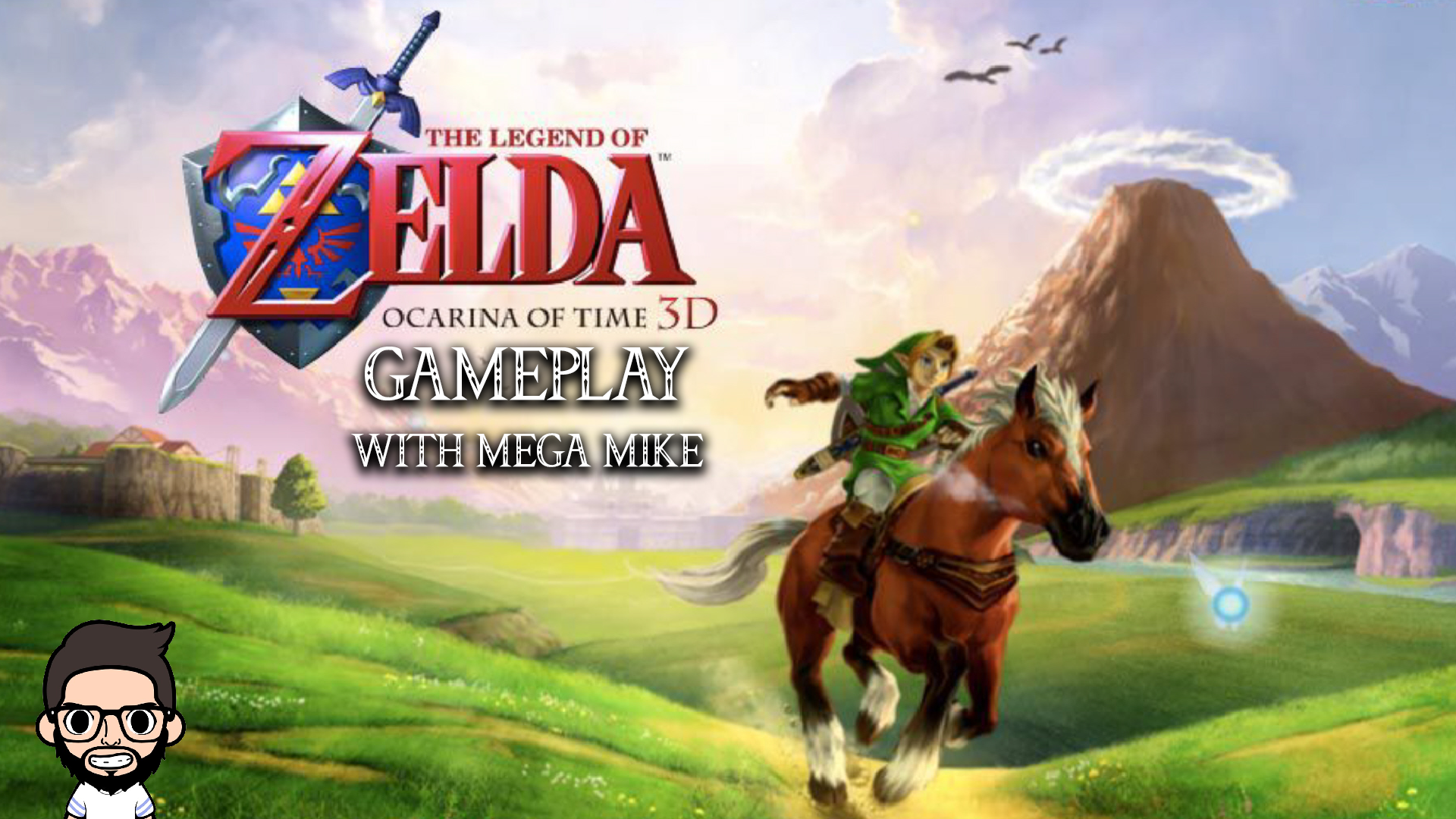 Watch Clip The Legend Of Zelda Ocarina Of Time Prime Video