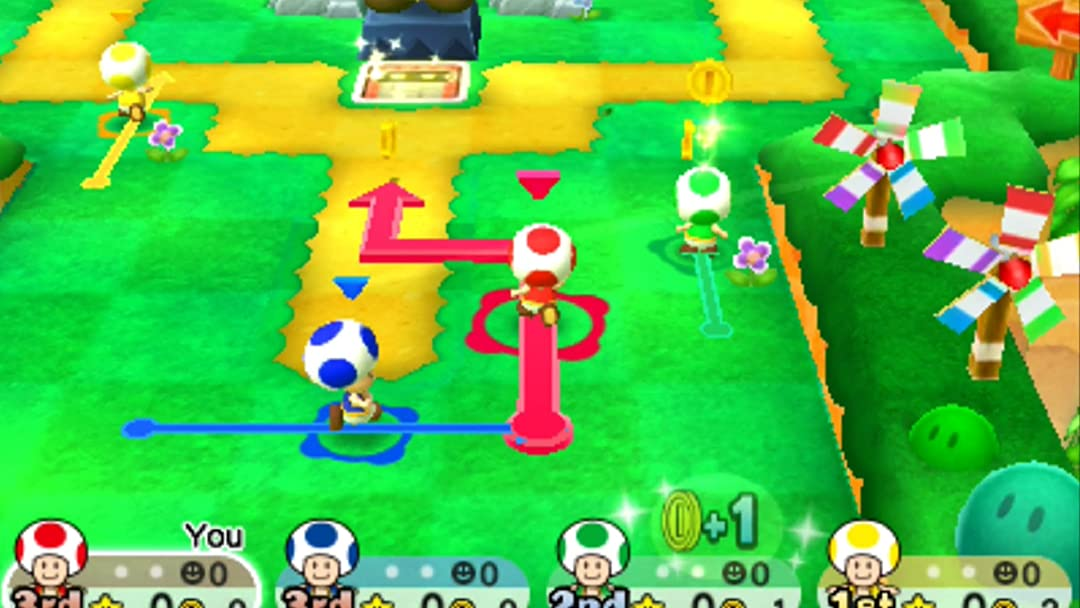 Watch Mario Party Star Rush Gameplay With Mega Mike Prime