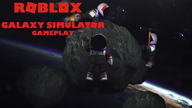 Amazon Com Watch Clip Roblox Galaxy Simulator Gameplay Prime Video