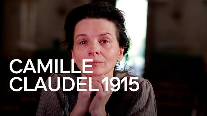 Amazon.com: Camille Claudel 1915 (English Subtitled ...