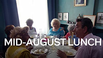 Mid August Lunch (English Subtitled)