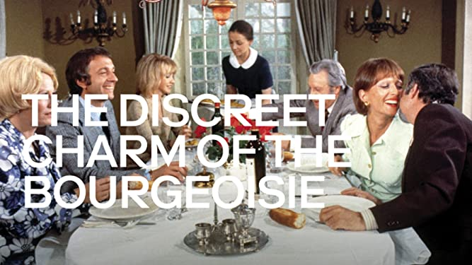 The Discreet Charm Of The Bourgeoisie (English Subtitled)