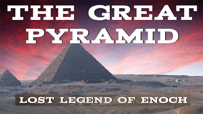 Amazon.com: The Great Pyramid - Lost Legend of Enoch : Ken Klein, Ken  Klein: Películas y TV