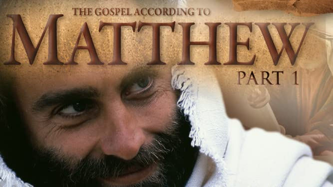 Gospel According to Matthew - Part 1