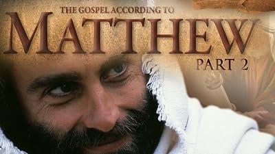 Gospel According to Matthew - Part 2