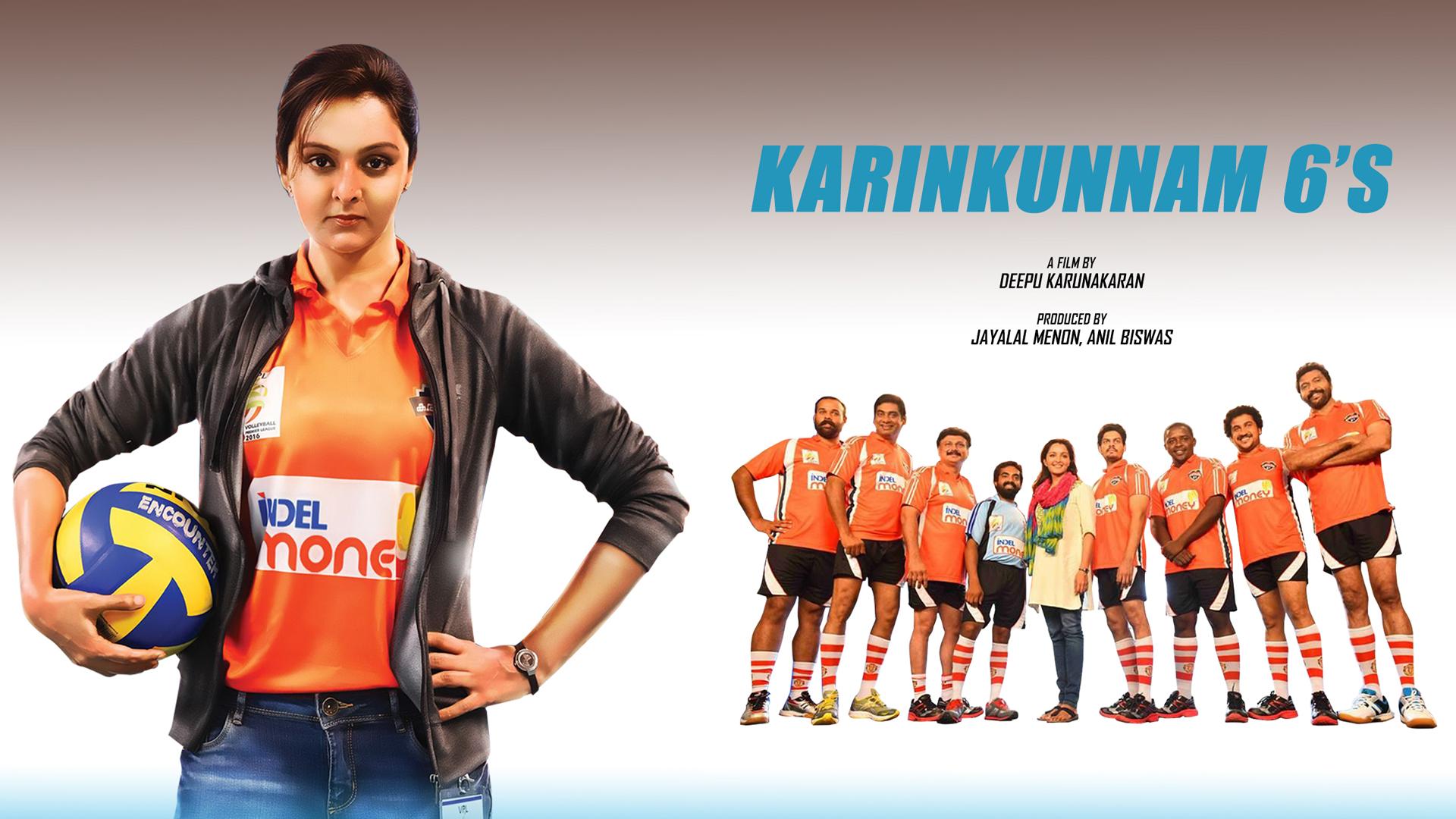 Karinkunnam 6's (Malayalam)
