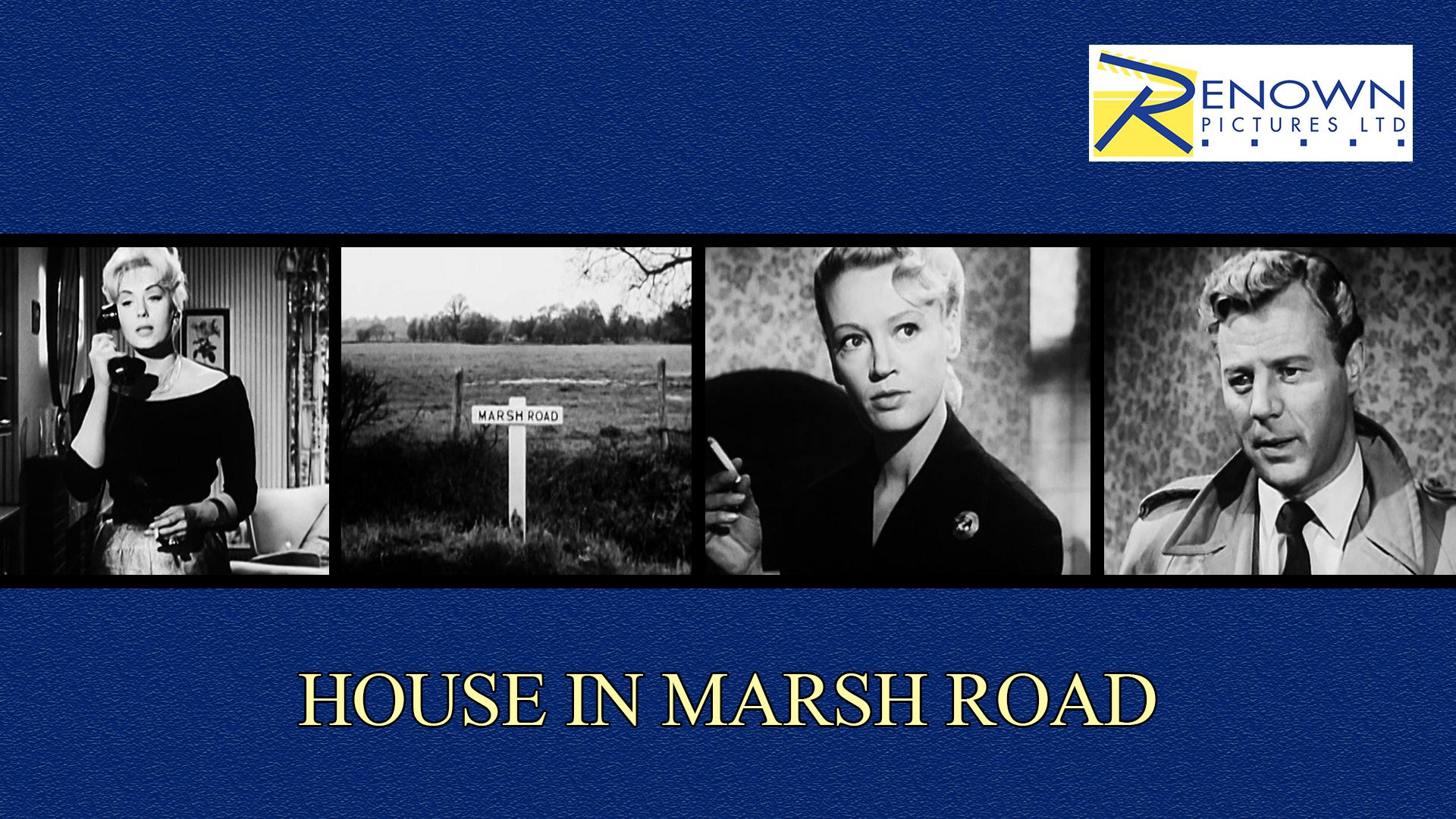 House In Marsh Road