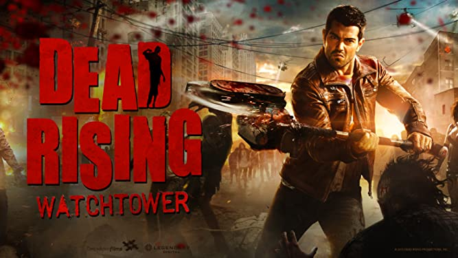 Watch Dead Rising Watchtower Prime Video