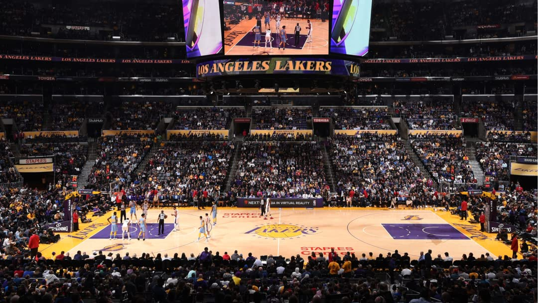 Watch Portland Trail Blazers At Los Angeles Lakers Prime Video