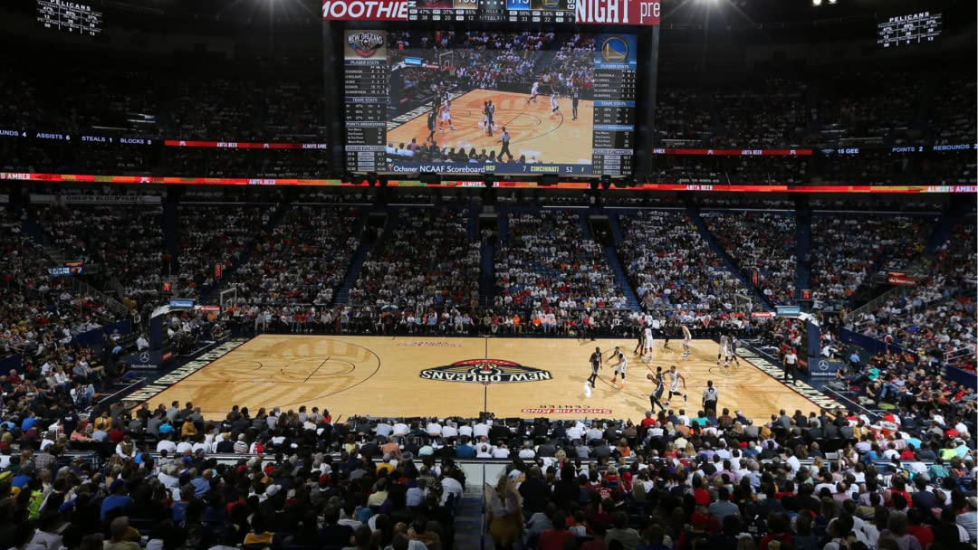 Watch Milwaukee Bucks At New Orleans Pelicans Prime Video