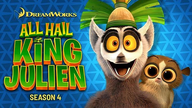 All Hail King Julien, Season 4