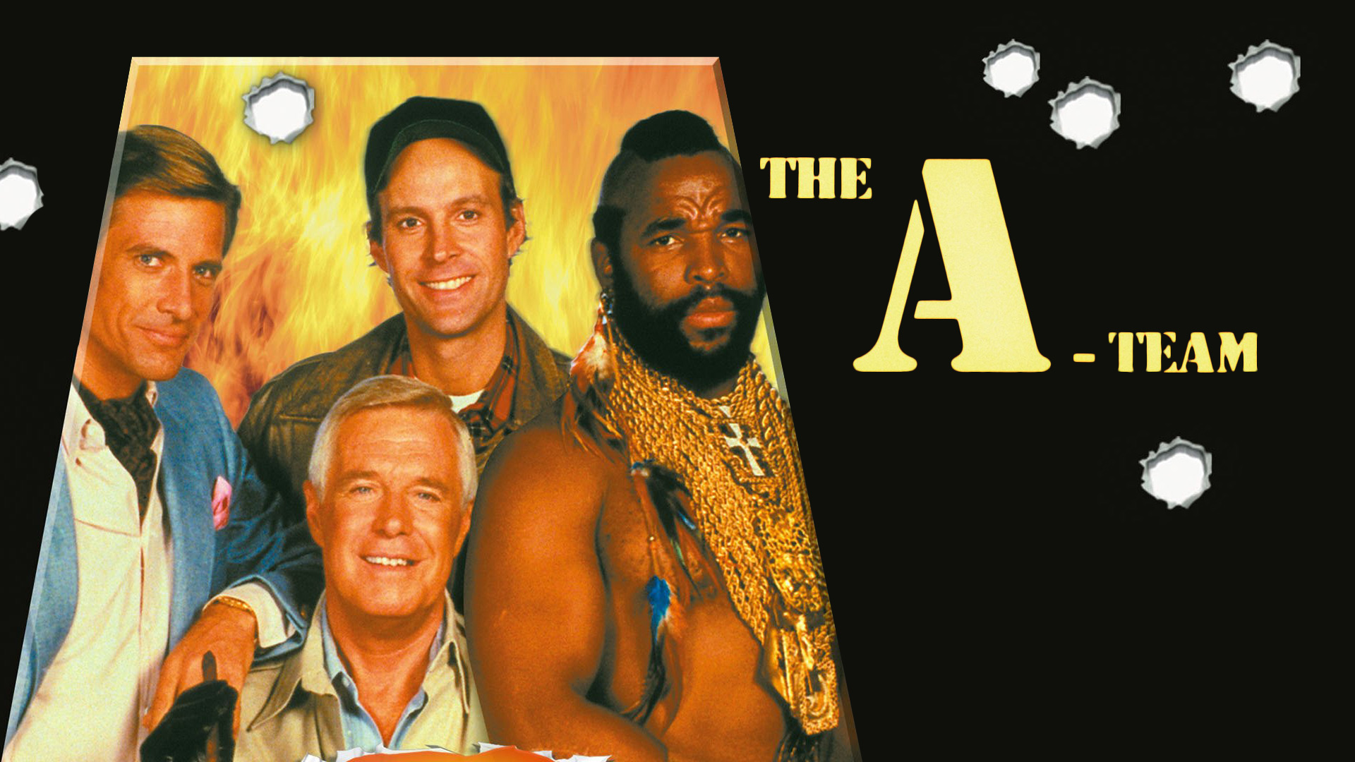 The A-Team Season 1