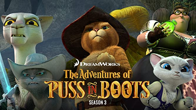 The Adventures of Puss in Boots, Season 3