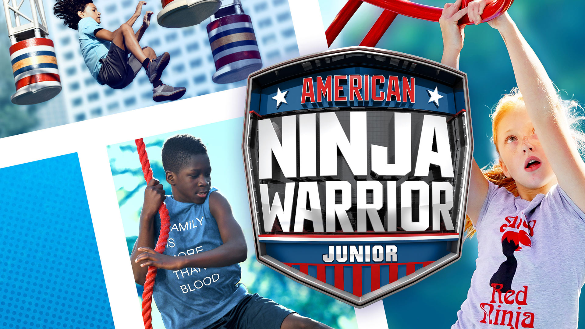 Watch Team Ninja Warrior, Season 1 | Prime Video