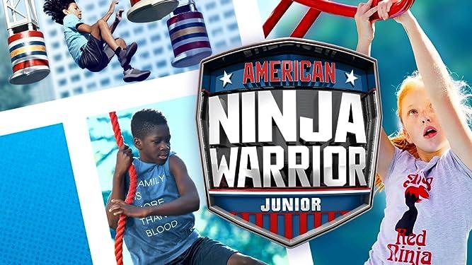 Amazon.com: Watch American Ninja Warrior Junior, Season 1 ...