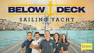 Below Deck Sailing Yacht, Season 1