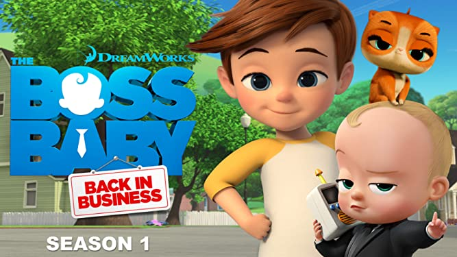 Watch The Boss Baby Back In Business Season 1 Prime Video