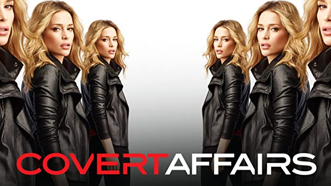 Covert Affairs Season 4