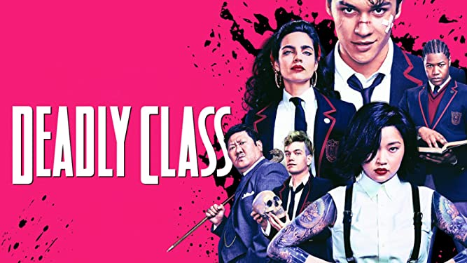 Amazon com: Watch Deadly Class, Season 1 | Prime Video