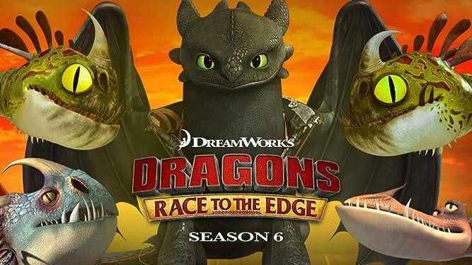 Dragons: Race to the Edge, Season 6
