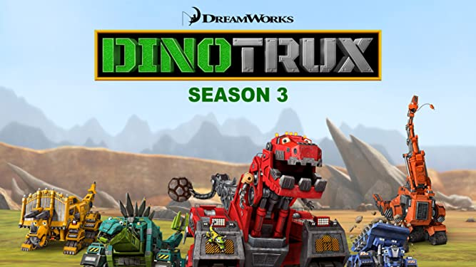 Dinotrux, Season 3