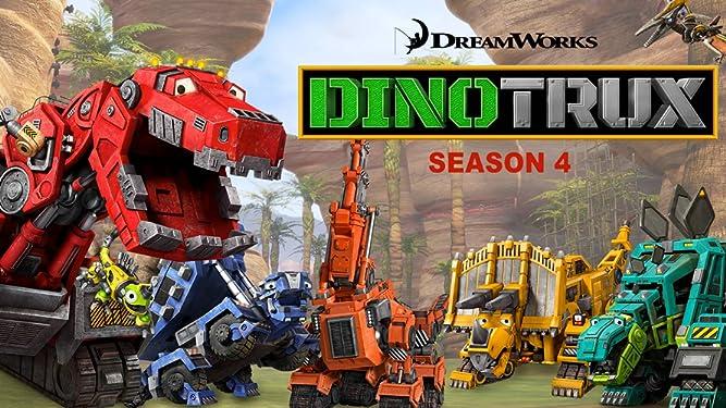 Dinotrux, Season 4