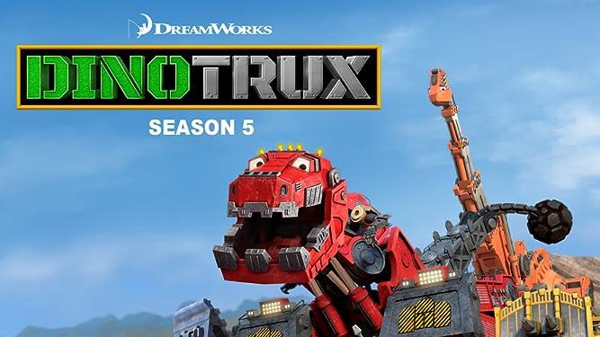 Dinotrux, Season 5