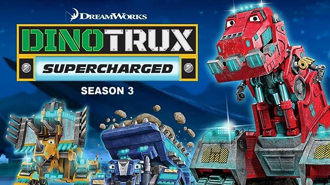 Dinotrux Supercharged, Season 3