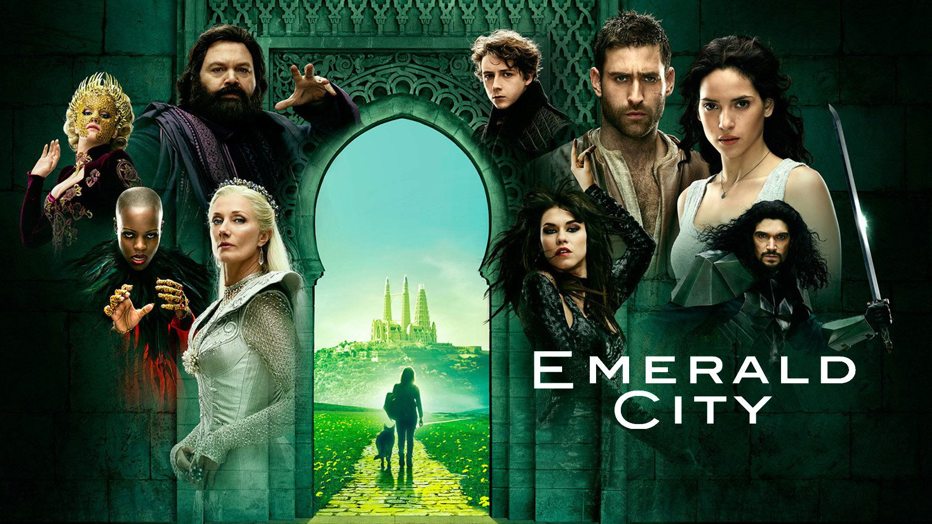 Emerald City, Season 1