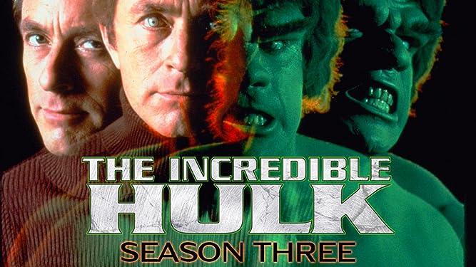 The Incredible Hulk Season 3