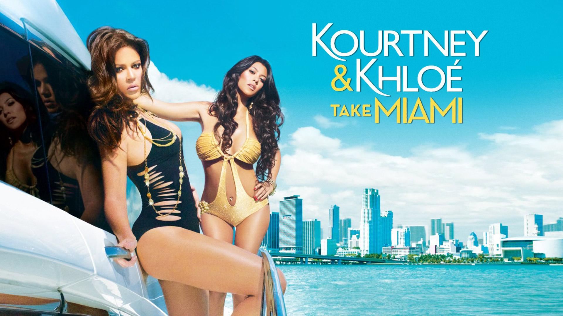 Kourtney & Khloe Take Miami, Season 1