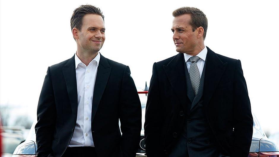 Amazon.com: Suits, Season 6: Gabriel Macht, Patrick J. Adams, Gina ...