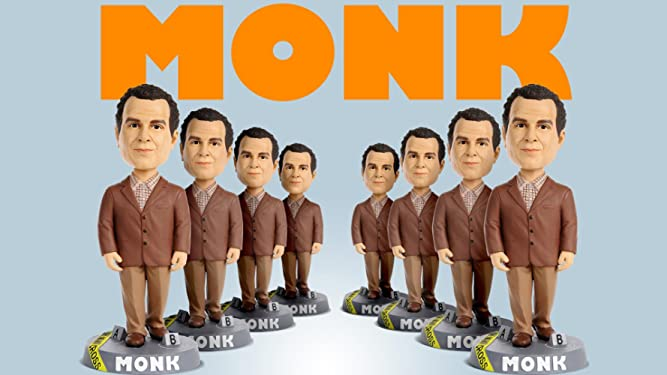 Monk Season 6