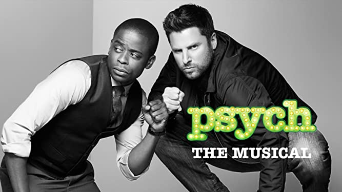 Psych: The Musical