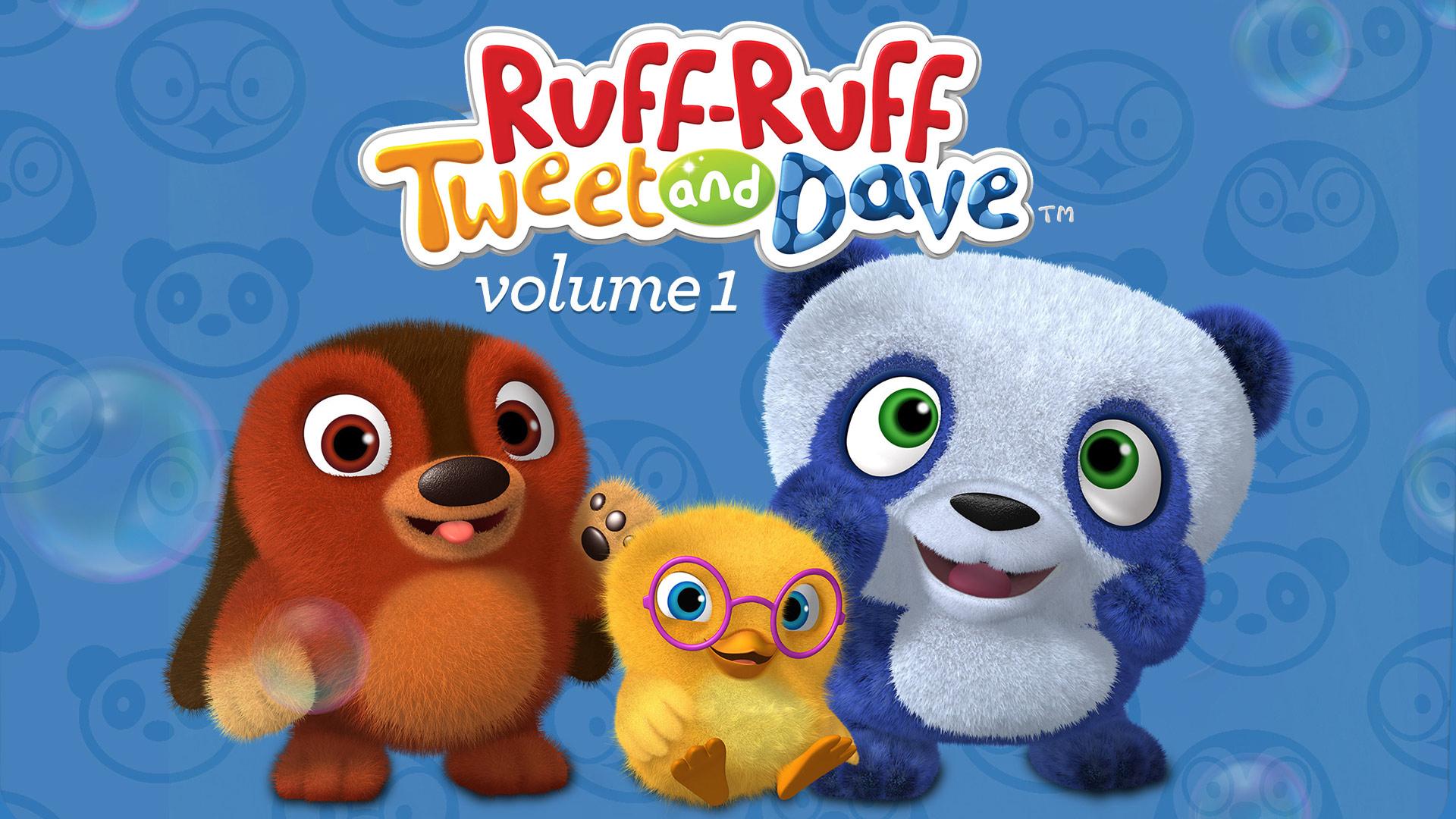 Ruff-Ruff, Tweet And Dave, Vol. 1