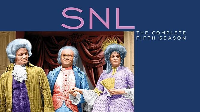 Watch Saturday Night Live Season 1 Prime Video